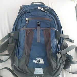 The North Face Backpack.
